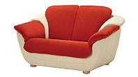 Двухместный кожаный диван MARTA (168 см)