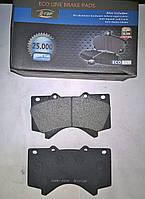 Тормозные колодки передние Lexus LX 570