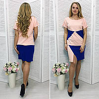 """Костюм женский большой размер """"Silena"""" - купить оптом в Одессе 7км  2P/NR-5203"""