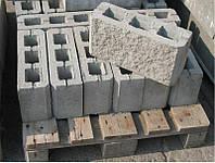 Блок декоративный (колотый)