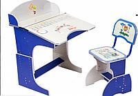 Парта детская регулируемая со стульчиком 2071B***