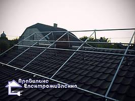 Мережева сонячна електростанція 30 кВт м. Рава-Руська 3