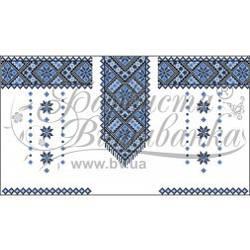 Заготовка для вишивання дитячої блузи-вишиванки БД-049