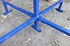 Столик для детской площадки,четырехместный., фото 7