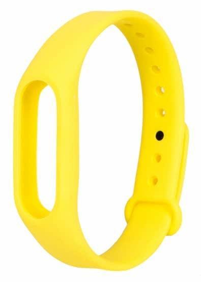 Xiaomi Ремешок для браслета Mi Band 2 Yellow