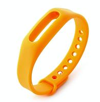 Xiaomi Ремешок для Фитнес-трекера Mi Band 1S Pulse (Orange)