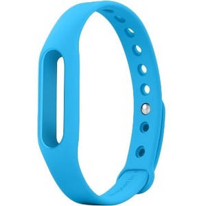 Xiaomi Ремешок для Фитнес-трекера Mi Band 1S Pulse (Blue)