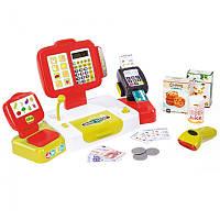 Игровой набор Кассовый аппарат  Smoby 350107