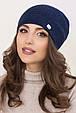 Женская шапка меланж «Лейла», фото 2
