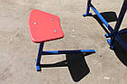 Столик для детской площадки,четырехместный., фото 8