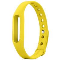 Xiaomi Ремешок для Фитнес-трекера Mi Band 1S Pulse (Yellow)
