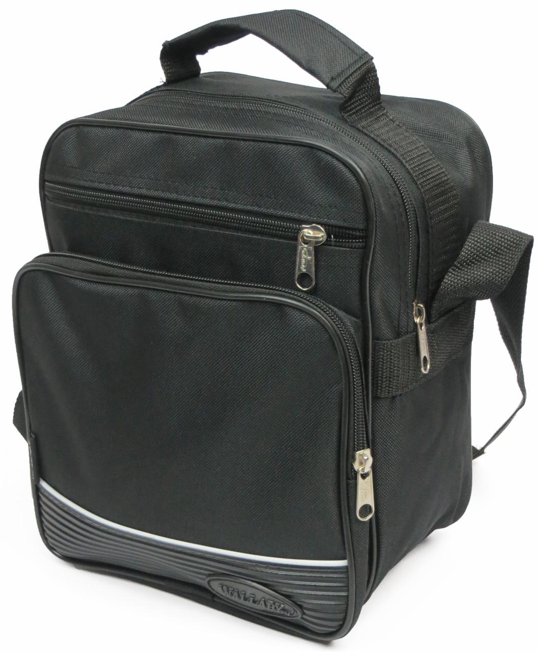 Мужская сумка для города Wallaby 2660 черный