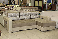 Угловой диван 16-1-6-19 с нишей для белья, фото 1