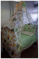 Спальный набор из 8 предметов Игрушка, фото 1