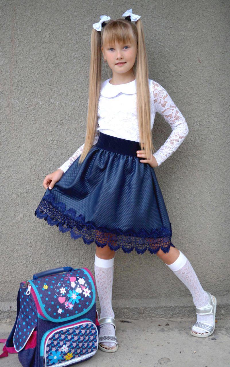 Детская юбка 3552