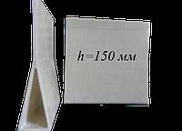 Стеклопластиковые лаги-ригеля 150 мм