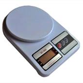 Весы кухонные электронные Sf-400 до 5 кг, точность 1 г