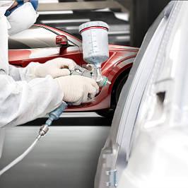 Лакокрасочные материалы для покраски авто