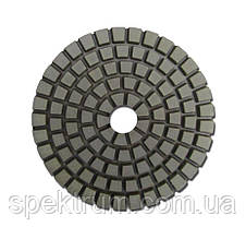 Круг полировальный по бетону диаметр 100 мм h 4 мм №100