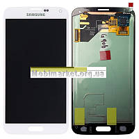 Модуль Samsung G900A / G900F / G900H / G900I / G900T Galaxy S5 TFT high copy білий