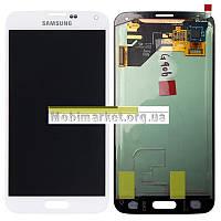 Модуль Samsung G900A / G900F / G900H / G900I / G900T Galaxy S5 TFT high copy білий
