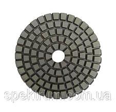 Круг полировальный по бетону диаметр 100 мм h 4 мм №200 алмазный
