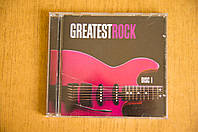 Музыкальный CD диск. GREATEST ROCK