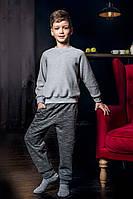 Комплект для мальчиков с джемпера и брюк