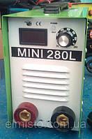 Сварочный инвертор Герой ММА 280L мини (кейс)
