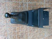 Ручка рычага переключения передач МКПП с пластиковым корпусом, чехлом и боксом MAZDA 323 BG 1989 - 1994