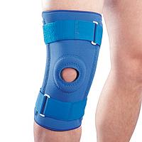 Бандаж на коленный сустав со спиральными ребрами Ortop ns-706