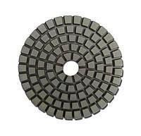 Черепашка для шлифовки диаметр 100 мм h 4 мм №800, алмазная, для полированных бетонных полов