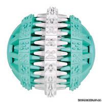 Trixie Игрушка для собак мяч с шипами с ароматом мяты ø 7,5 см.