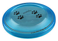 Trixie Диск-аппорт для собак повышенной прочности (пластик), ø 23 см