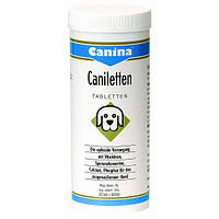 Canina CANILETTEN активный кальций, 150 таблеток