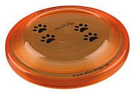 Trixie Диск-аппорт для собак повышенной прочности (пластик), ø 19 см
