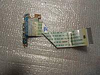 Плата модуля светодиодного индикатора LS-6221P Packard Bell PAV80