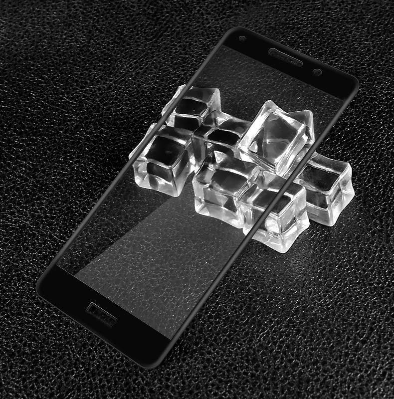 Full Cover захисне скло для Huawei Honor 6X/GR5 2017 - Black