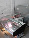 Холодильная витрина Detroit угловая секция, фото 2