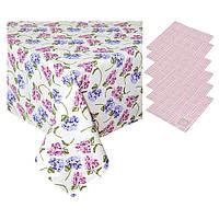 Набор подарочный Садовые цветы и розовая клетка ТМ Прованс by Andre Tan