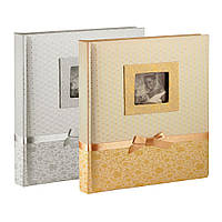 Альбом CHAKO 32*34 KC-50XL/BL SILVIA K1175 100 black pages BOX