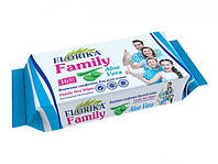 """Влажные салфетки """"Florika"""" Family 36 штук"""