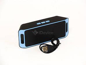 Портативная колонка K-668 Bluetooth, USB, фото 2