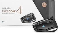Переговорное Bluetooth устройство SCALA RIDER Freecom 4