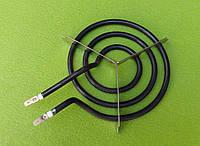 """Тэн спиралевидный 1000 W / Ø140мм ( """"Мерседес"""" с перемычкой)  контакты в сторону для электроплит , фото 1"""