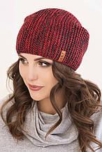 Женская шапка меланж «Рита»