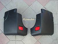 Клык заднего бампера Renault Master Opel Movano Nissan Interstar (2010-..)