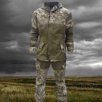 Костюм Горка 3 Украинский пиксель мм-14, фото 1