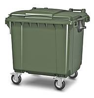 Мусорный контейнер. Пластиковый или оцинкованный?