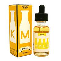 Премиум жидкость Mylk by Brewell Vapory - Banana 30ml